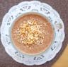 healthy mocha coconut frappuccino