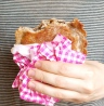 hand pie, clean eating